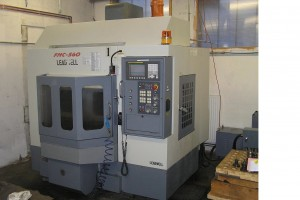Vertical Milling machine Leadwell FMC 560